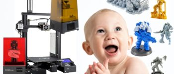Best 3d Printer for Miniatures 2021, Reviews & Buying Guide