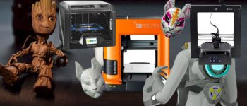 Best 3D printers for cosplay
