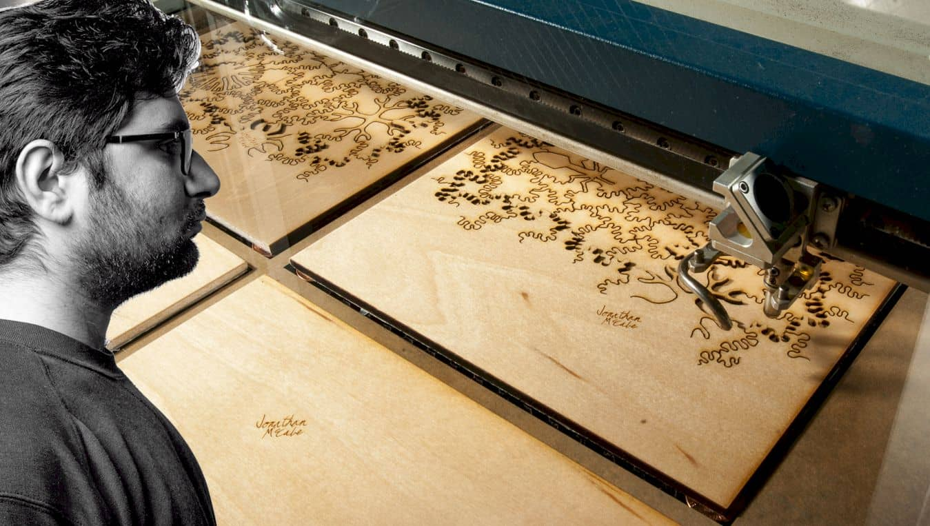 wood for laser cutting